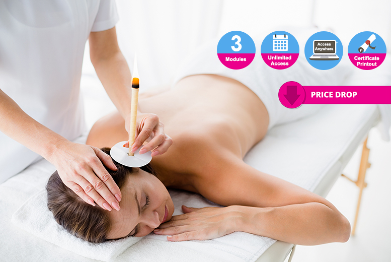Thermal Auricular Ear Candling Course for £14.00