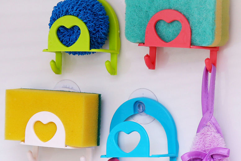 Kitchen & Bathroom Tool Organiser - 4 Colours!