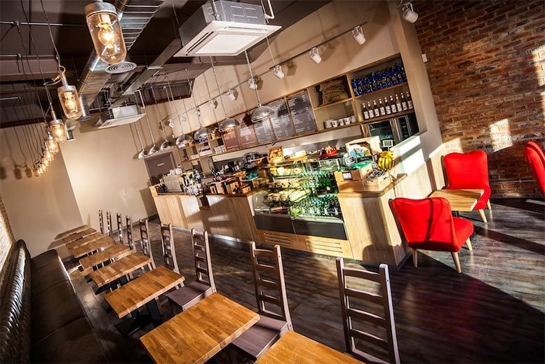 £5 instead of £11.40 for a luxury meal deal of main, cookie and coffee at Navaho Coffee, Newcastle - save 56%