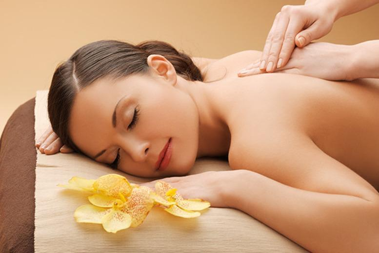 £14 instead of £40 for a one-hour full body massage at the Trinity Training & Therapy Centre, Stanley - save 65%
