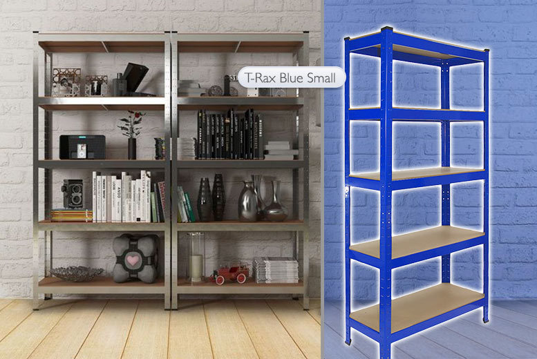 From £20 instead of £191 (from Monster Shop) for a duty racking unit - choose from four different designs and save up to 90%