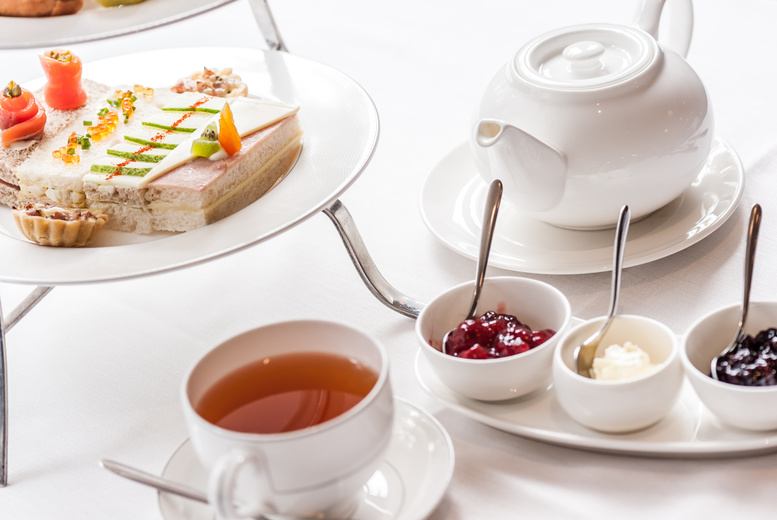 £25 for a traditional summer afternoon tea and leisure access for two people at Ramada Hotel Birmingham, Sutton Coldfield