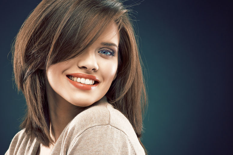 £14 for a cut, luxury deep conditioning treatment and blow dry at Beauty Club, Manchester