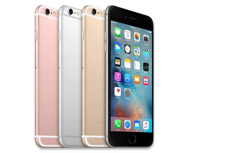 16GB or 64GB Apple iPhone 6s Plus – 4 Colours! from £279.00