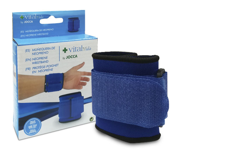 Adjustable Wrist Wrap