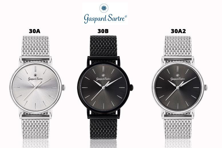 Gaspard Sartre 'La Variée' Ladies' Watch – 3 Designs! from £25.00