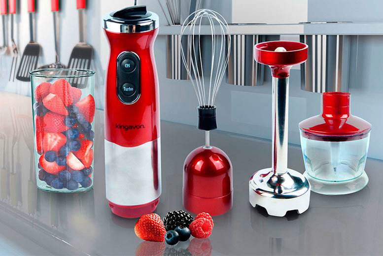 4-in-1 Electric Hand Blender for £19.00