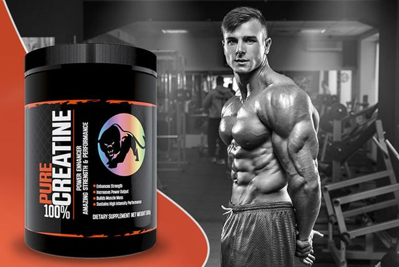 500g Pure Creatine for £9.00