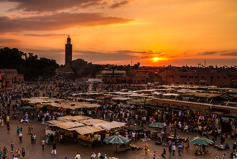 From £69pp (from Tour Center) for a two-night Marrakech break with return flights, from £109pp for three nights - save up to 25%