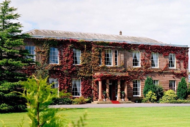 £89 (at Greenhill Hotel) for an overnight stay for two people including a three-course dinner and breakfast, £139 for two nights with one dinner - save up to 35%