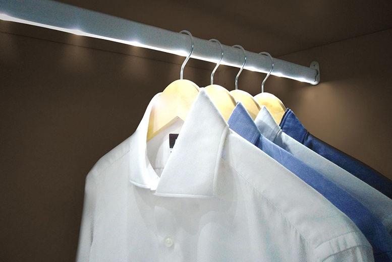 10-LED Wardrobe Lighting Bars