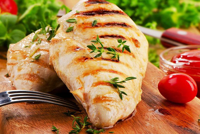 luxury lean meat hamper
