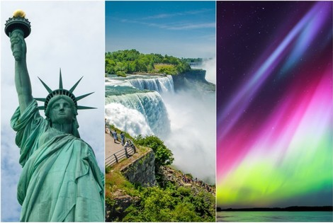 From £549pp (with Deluxe Breaks) for a 6-night Iceland, Niagara Falls and New York break with return flights, from £649pp for 9 nights or pay a £350 deposit today!