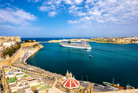 From £339pp (from Book In Style) for a seven night full board Mediterranean cruise including flights – choose from two cruises and save up to 49%