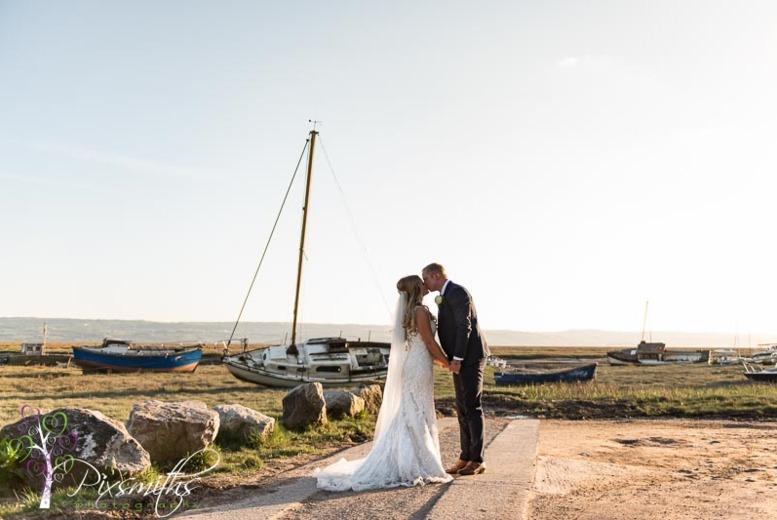 £1999 instead of £3999 for a wedding package for 50 day and evening guests at Sheldrakes, Wirral - save 50%