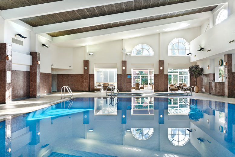 £79 for a spa day including fire and ice experience, two treatments and afternoon tea, £149 for two people at The Belfry, Sutton Coldfield - save up to 43%