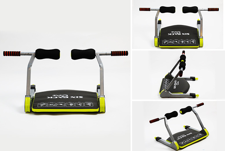 Six Pack Ab-Core Home Gym Exercise Machine for £29.00
