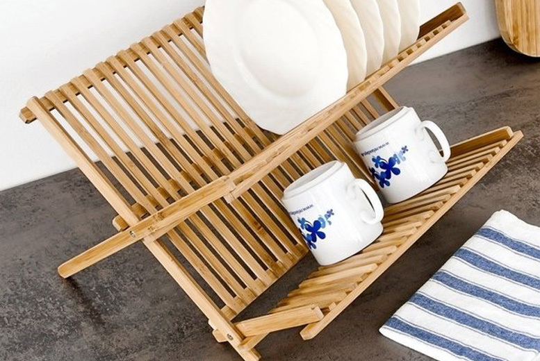 Wooden Bamboo Kitchen Accessories – 3 Options! from £6.99