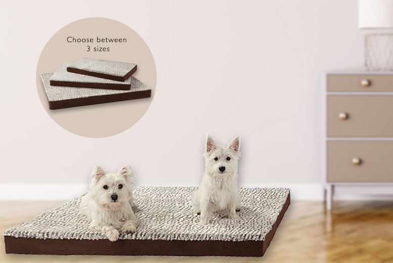 Luxury Extra Soft Orthopaedic Pet Mattress
