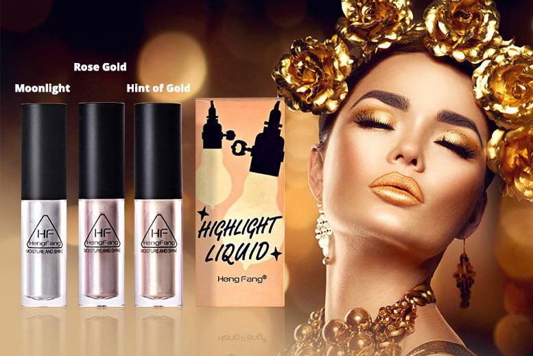 Liquid Highlighter – 3 Shades! from £4.99