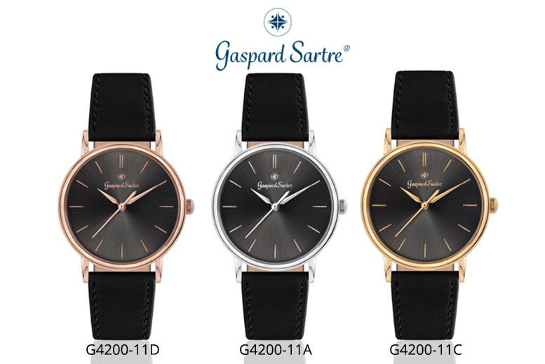 Gaspard Sartre 'L'Imposante' Men's Watch – 5 Designs! from £24.00
