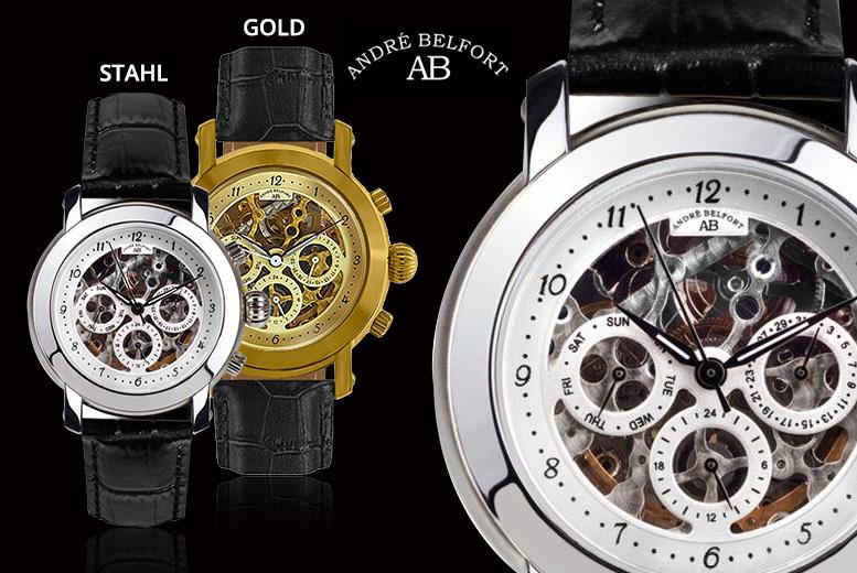 Ladies Andre Belfort Intemporelle Watch – 4 Designs! from £169.00