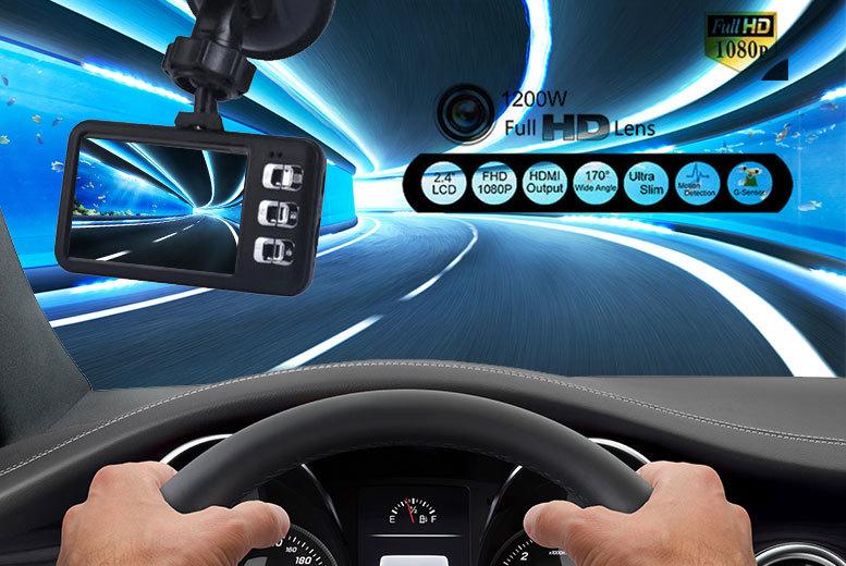 1080p hd car dash camera