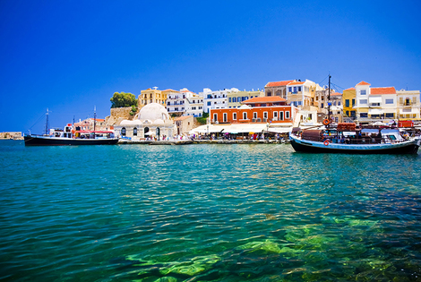 From £219pp instead of £307.50pp (from ClearSky Holidays) for a four-night all-inclusive Crete break including flights, from £319pp for seven-nights - save up to 29%
