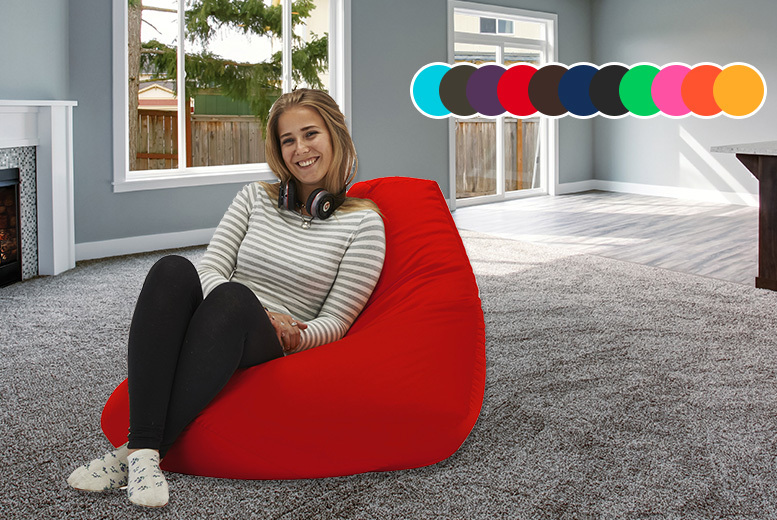 XL Highback Beanbag - 11 Colours!