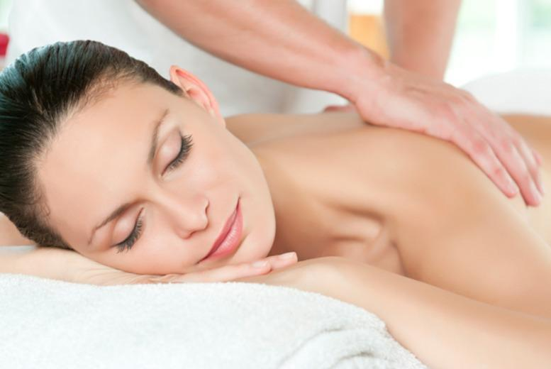 £10 instead of £39 for a one-hour full body massage at Secretly Beautiful, Glasgow - save 74%