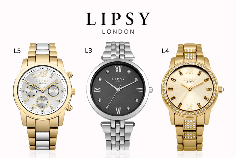 Lipsy Watches - 15 Designs!