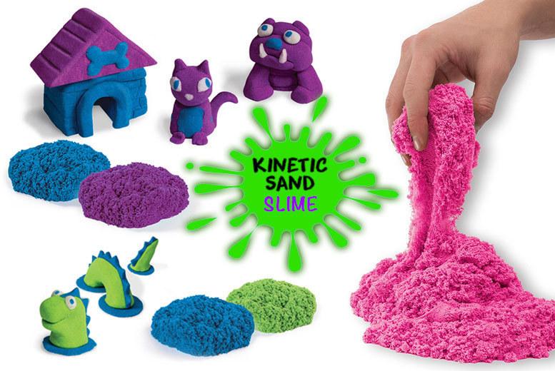 1kg Magic Kinetic Sand Slime for £4.98