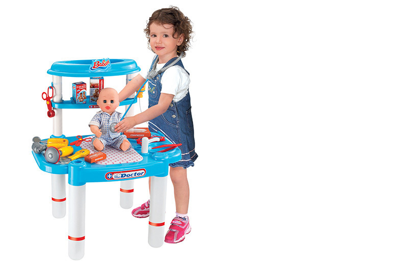 Kids' Doctor Playset for £12.00