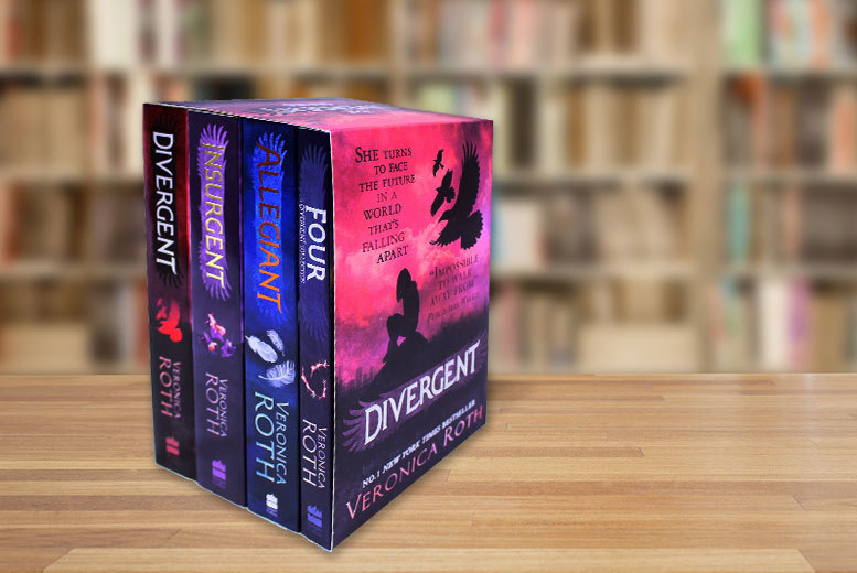 Veronica Roth 4-Book Collection