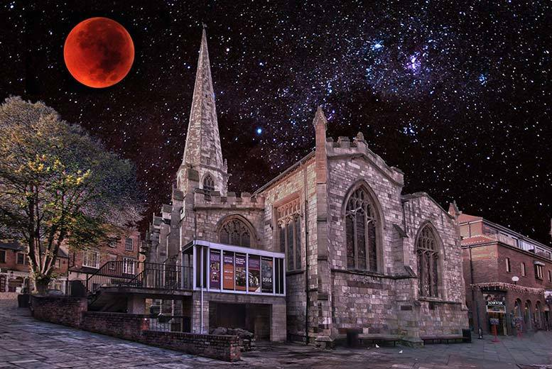 York Ghost Walk for 2 or 4