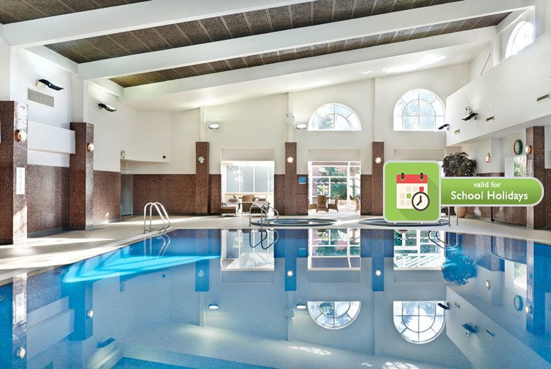 From £139 (at The Belfry) for an overnight 4* Warwickshire break for a family of four including breakfast and entry to Cadbury World!