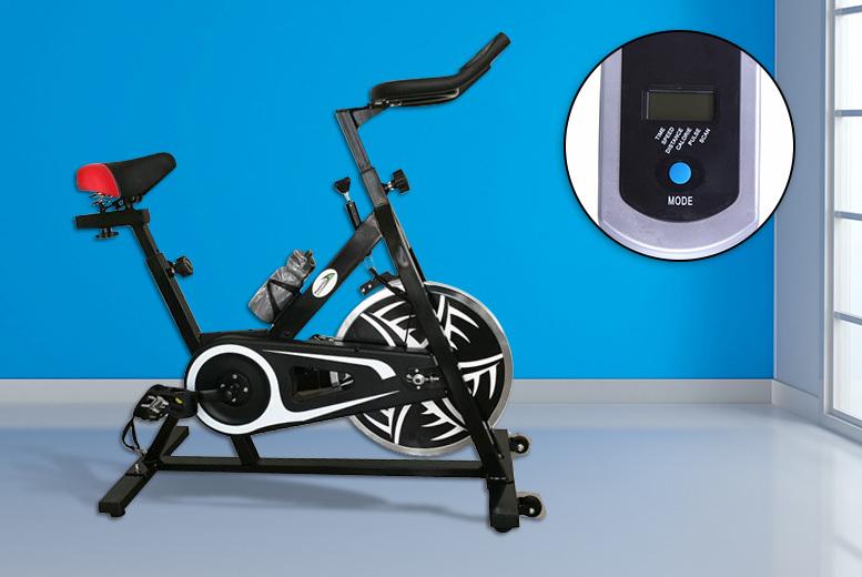 BodyTrain Pro Spin Exercise Bike for £99.00
