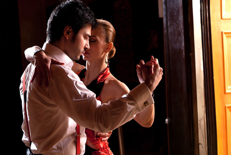 4 or 8 Beginners Latin Dance Classes or a 1-Day Course for 1 or 2