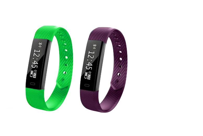 VeryFit 14in1 Fitness Tracker Bracelet