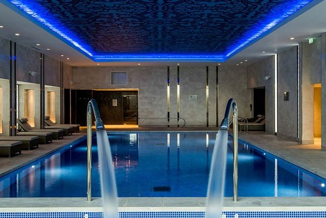Wowcher spa beauty deals in london save up to 80 - Intercontinental park lane swimming pool ...