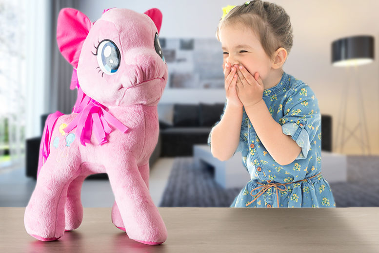 20″ My Little Pony Soft Toy – 6 Designs! for £12.99