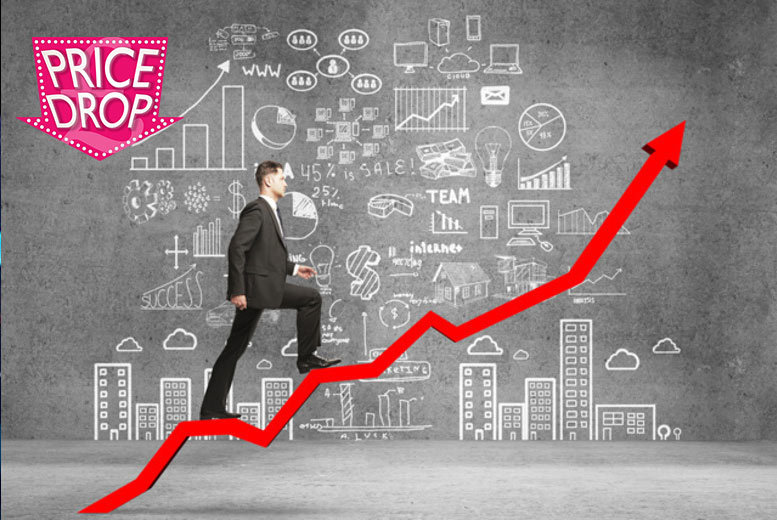 £19 instead of £395 (from Shaw Academy) for an online CPD-accredited digital marketing course - save a 95%