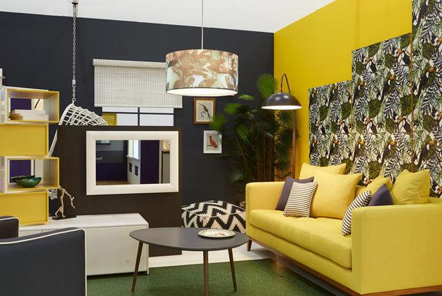 Grand Designs Live Home Show Interior Of