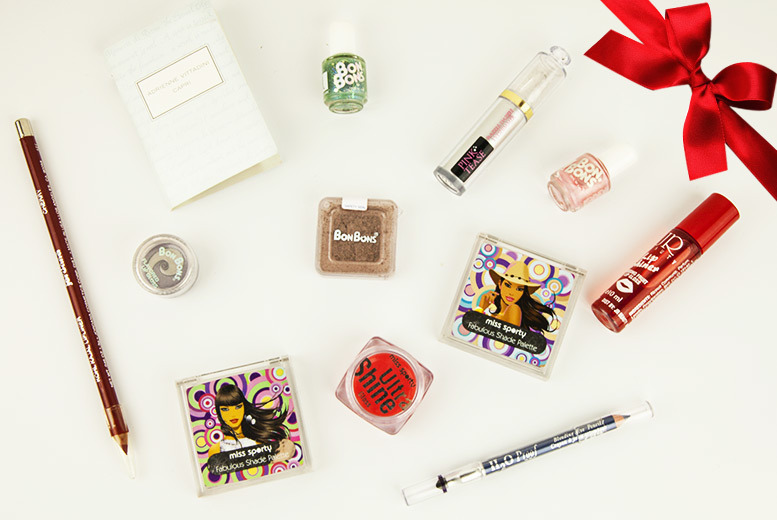 12pc Surprise Beauty Bag from £9.00