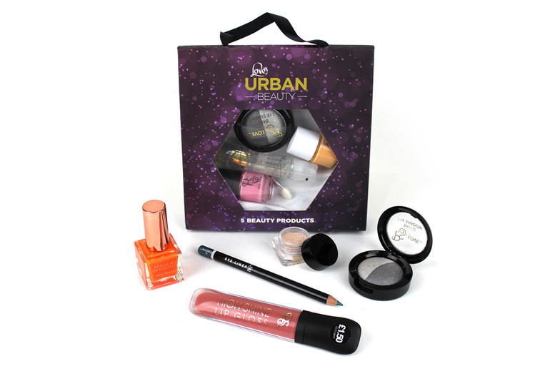 5 Piece Urban Beauty Lucky Dip Gift Bag from £2.99