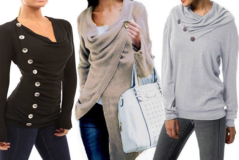 Ladies' Cosywear – 3 Styles! for £6.99