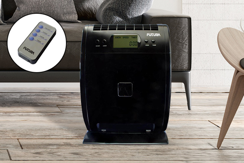 Futura 40 W HEPA Air Purifier for £49.99
