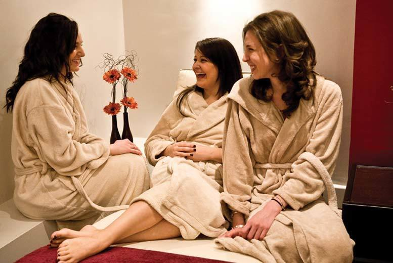 £34 instead of £56.50 for a spa day including facial and massage for one person, £59 for two people at Bannatyne Spa - choose from over 30 locations and save up to 48%