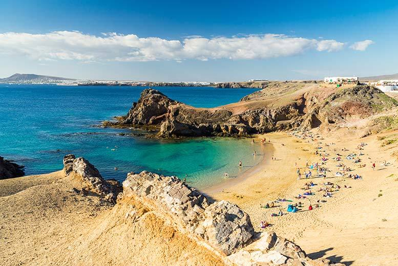 7nt Self-Catered Lanzarote, Transfers and Flights