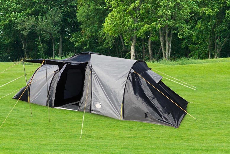 £114 instead of £220.04 for a Highland Trail Ohio 8-person tent from Deals Direct - save 48%